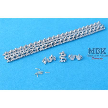 Workable Metal Tracks for T-30, T-40, T-60, T-70