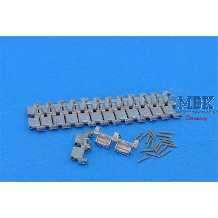 Workable Metal Tracks for BMPT Terminator, T-72B3M