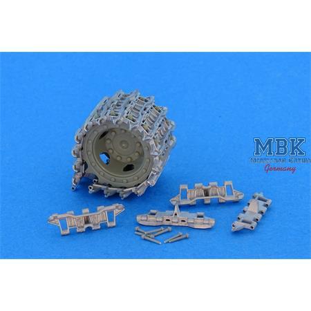 Workable Metal Tracks for Merkava Mk. 1