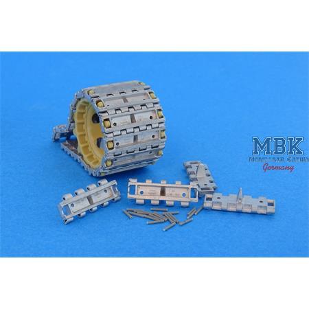 Workable Metal Tracks for Merkava Mk. 4