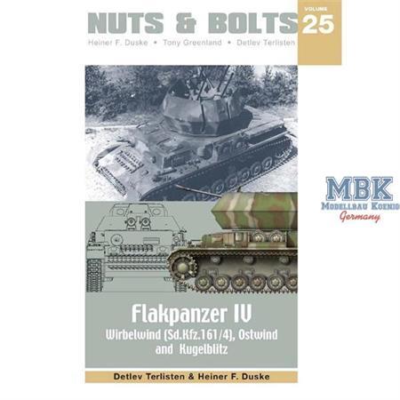 #25 - Flakpanzer IV Wirbel-/Ostwind, Kugelblitz