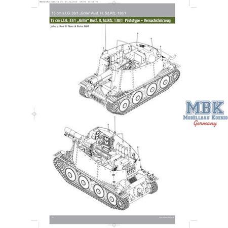 #26 - 15cm sIG auf Gw38(t) Grille Ausf.H