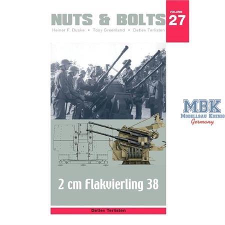 #27 - 2 cm Flakvierling 38