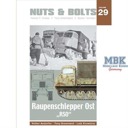 #29 - Raupenschlepper Ost RSO und Abarten