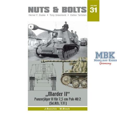 #31 - Pz.Jäger Marder II (Sd.Kfz.131)