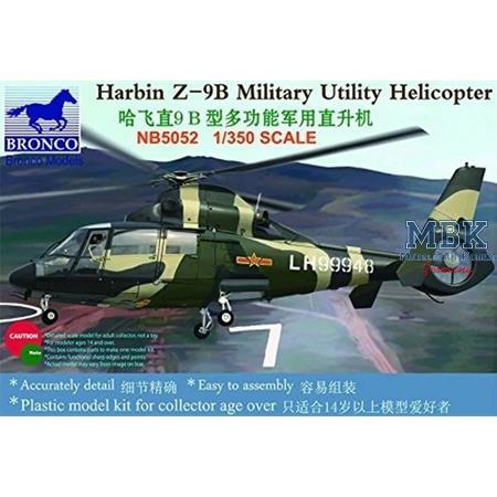 Harbin Z-9B Military Utility Helicopter (3er Set)