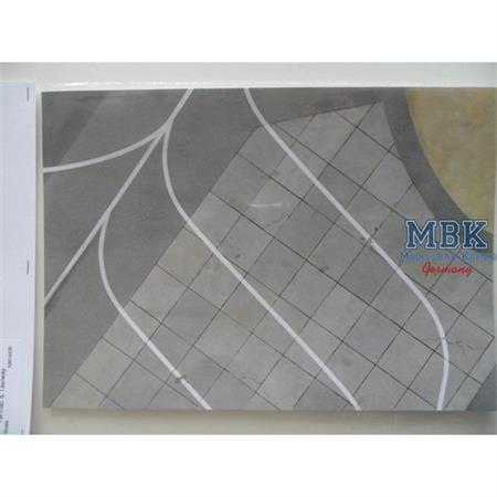 Modern Tarmac and Taxiway 1:144