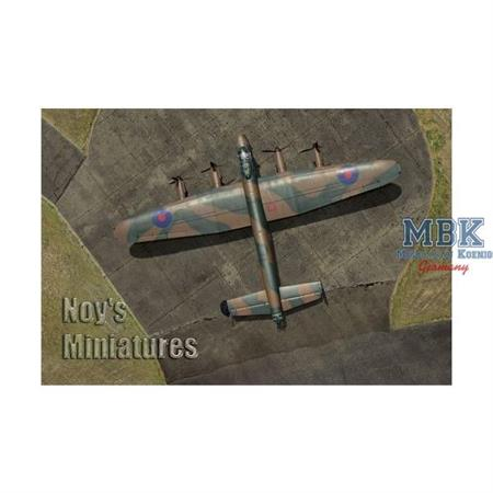WWII Heavy Bomber