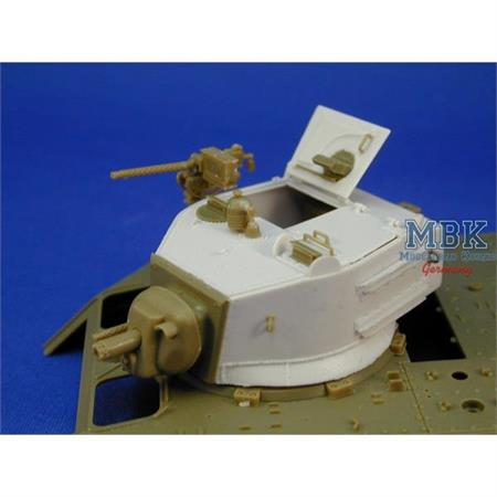 M5A1 Early Replacement Turret