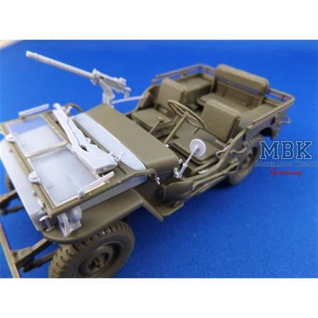 U.S. 1/4 Ton 4X4 'Jeep' Update Set (TAM)