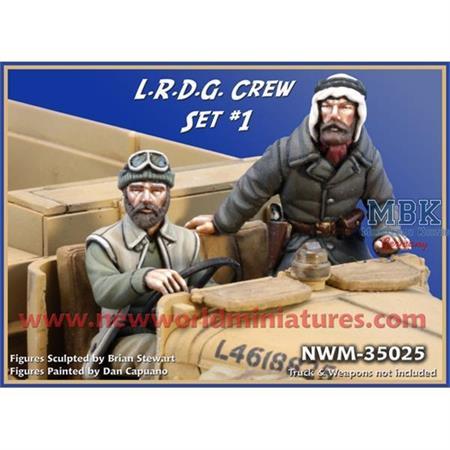 L.R.D.G. Crew Set #1