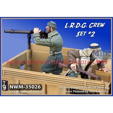 L.R.D.G. Crew Set #2