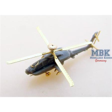AH-64 Apache (4pcs)