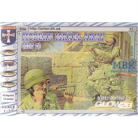 Modern Israeli Army