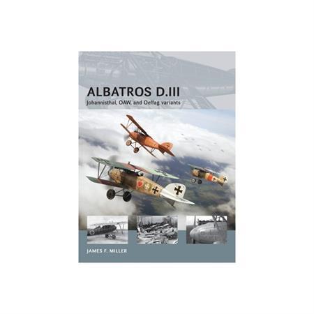Albatros D.III Johannisthal, OAW and Oeffag var