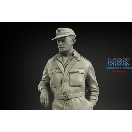 Waffen SS camo-overall Tankcrew #2