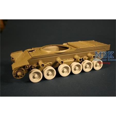 Centurion roadwheels