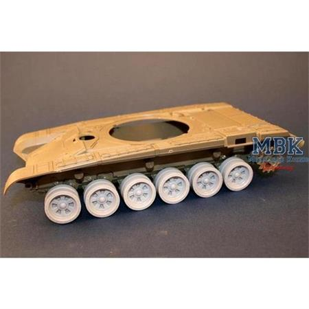 T-72/T-90 Road Wheels