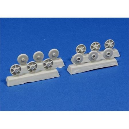 Steel return rollers for StuG III (Pattern C)