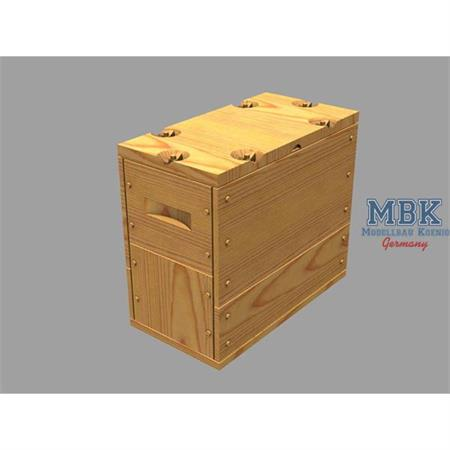 US Ammo boxes 0.303 (wooden)