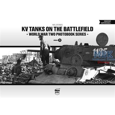 KV tanks on the Battlefield 2- WW2 Photobook Vol.5