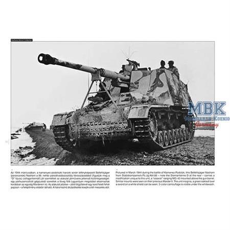 Panzerjäger on the Battlefield - WW2 Photobook #15
