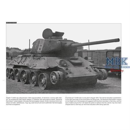 T-34 on the Battlefield 2 - WW2 Photobook #17