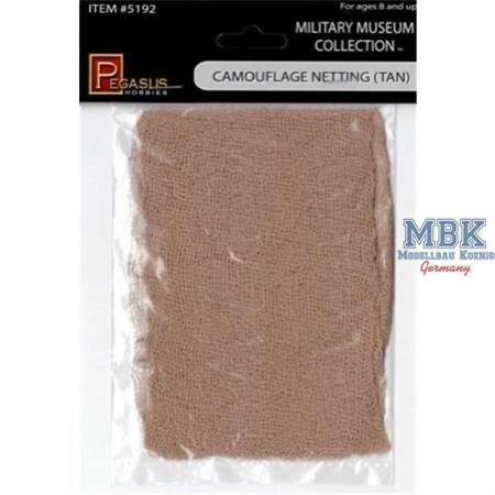 Tan Camouflage Netting / Camouflage Net