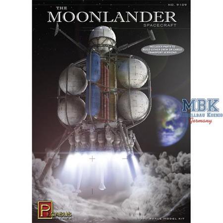 The Moonlander Spacecraft (Wernher von Braun)