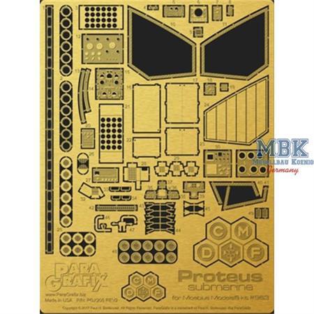 Proteus Photoetch Set