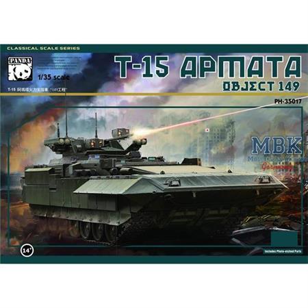 T-15 BMP / Object 149 Armata