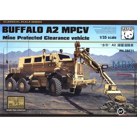 Buffalo A2 MPCV (Mine Protected Clearance vehicle)