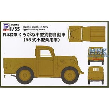 IJA Typ 95 Kurogane Pick-Up