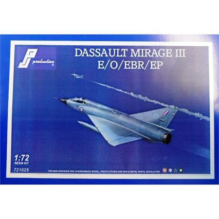 "Mirage III E/O/EBR/EP ""French, RAAF, BRA, Pakistan"