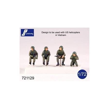 US Heli-Crew Vietnam