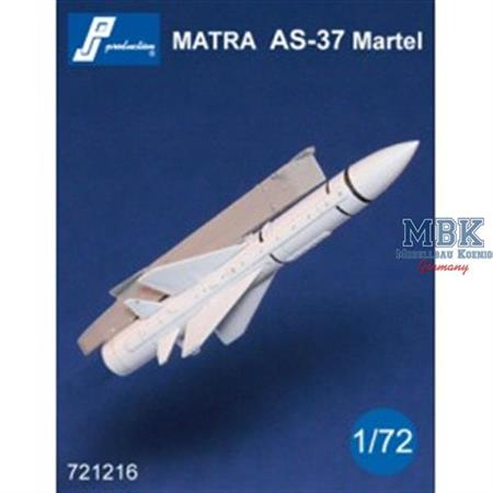 MATRA AS-37 Martel missile + pylon