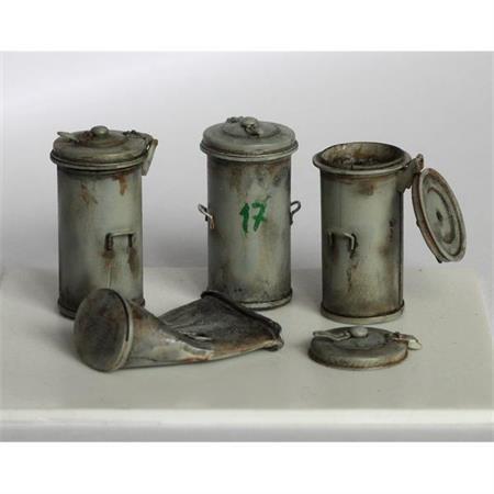 Dustbin (Mülltonnen)