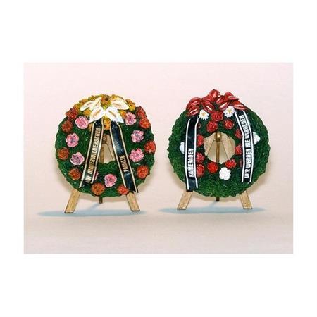 Funeral Wreaths - Grabkränze