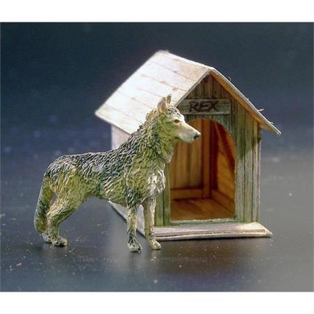 Hundehütte / Dog House