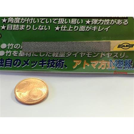Japanfeile Diamond file W5mm Takechiyp #600