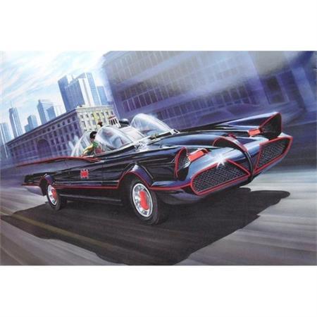 1966 TV Batmobile - Deluxe Version