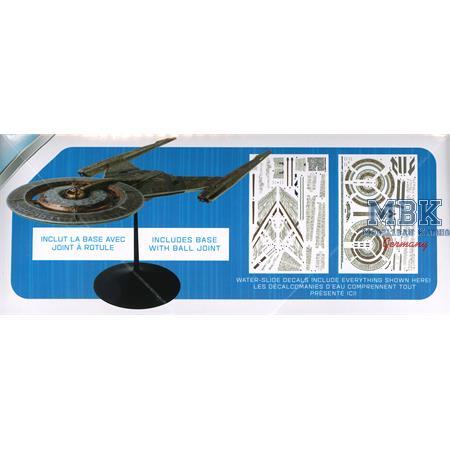 Star Trek U.S.S. Discovery NCC-1031 (Snap-Kit)