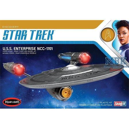 Star Trek: USS Enterprise NCC-1701 Snap Discovery