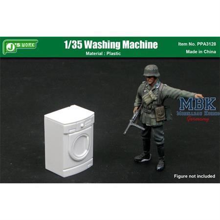 Waschmaschine / Wash machine 1/35