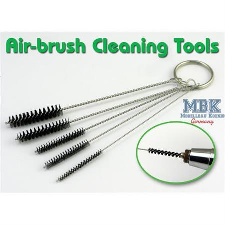 Airbrush Cleaning Tools