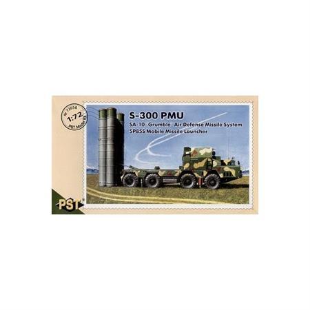 S-00PM/SA-10 'Grumble' (Hauptstartrampe)