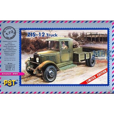Zis-12 Truck