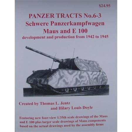 Schwere-Panzerkampfwagen Maus and E 100 1942-45