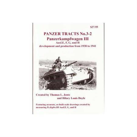Panzer III Ausf. E,F,G und H