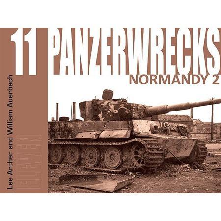 Panzerwrecks #11 - Normandy 2